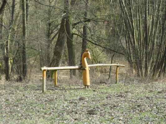 stání pro koníky
