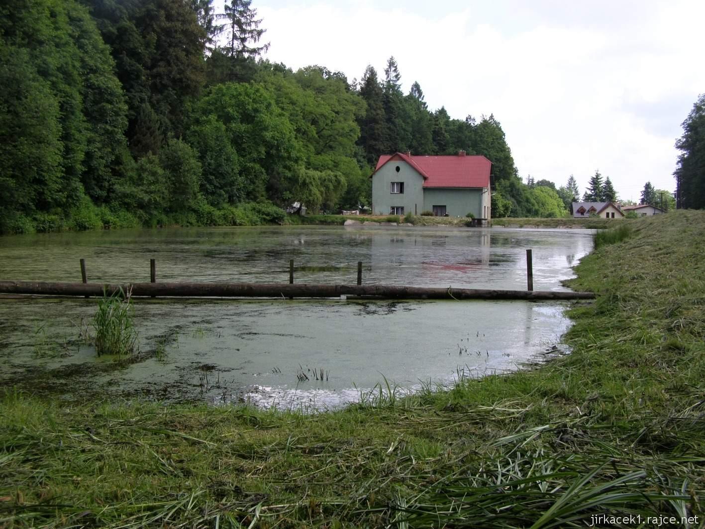 Chabičov ve Slezsku - Dračí mlýn Na Valše