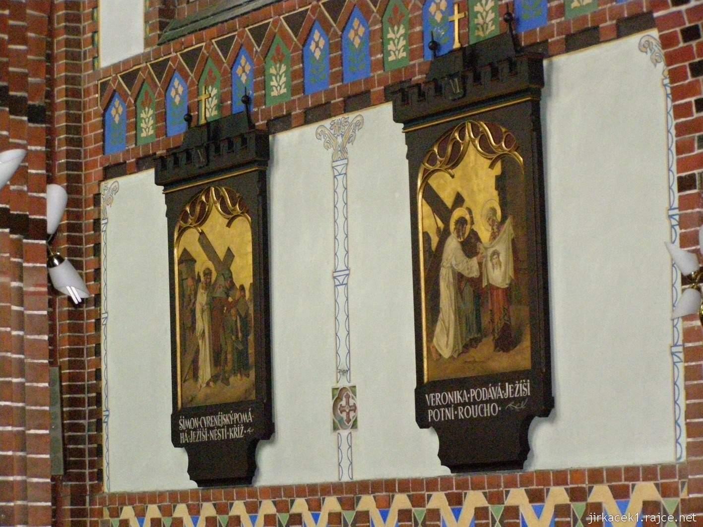 Ludgeřovice - chrám sv. Mikuláše
