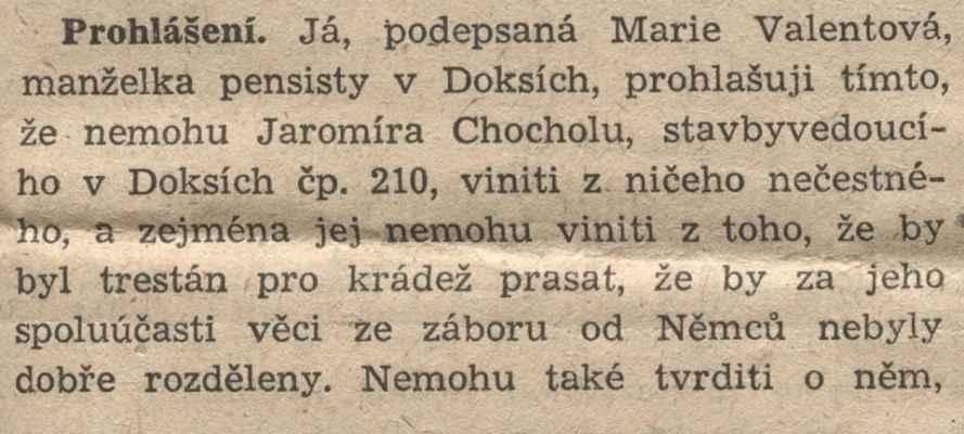 1945  ( 3. srpna ), pátek - Kladenské noviny SVOBODA č. 22