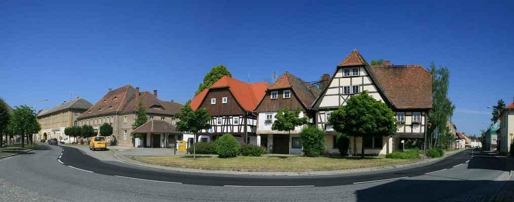 ...chalupy v Hirshfelde...