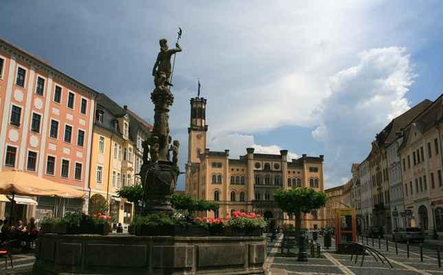 ...opravdu hezké město...