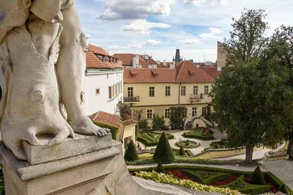 Vrtbovská zahrada.