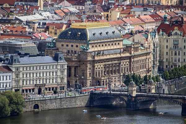Chrám svatého Víta, Václava a Vojtěcha - výhlídka z věže.