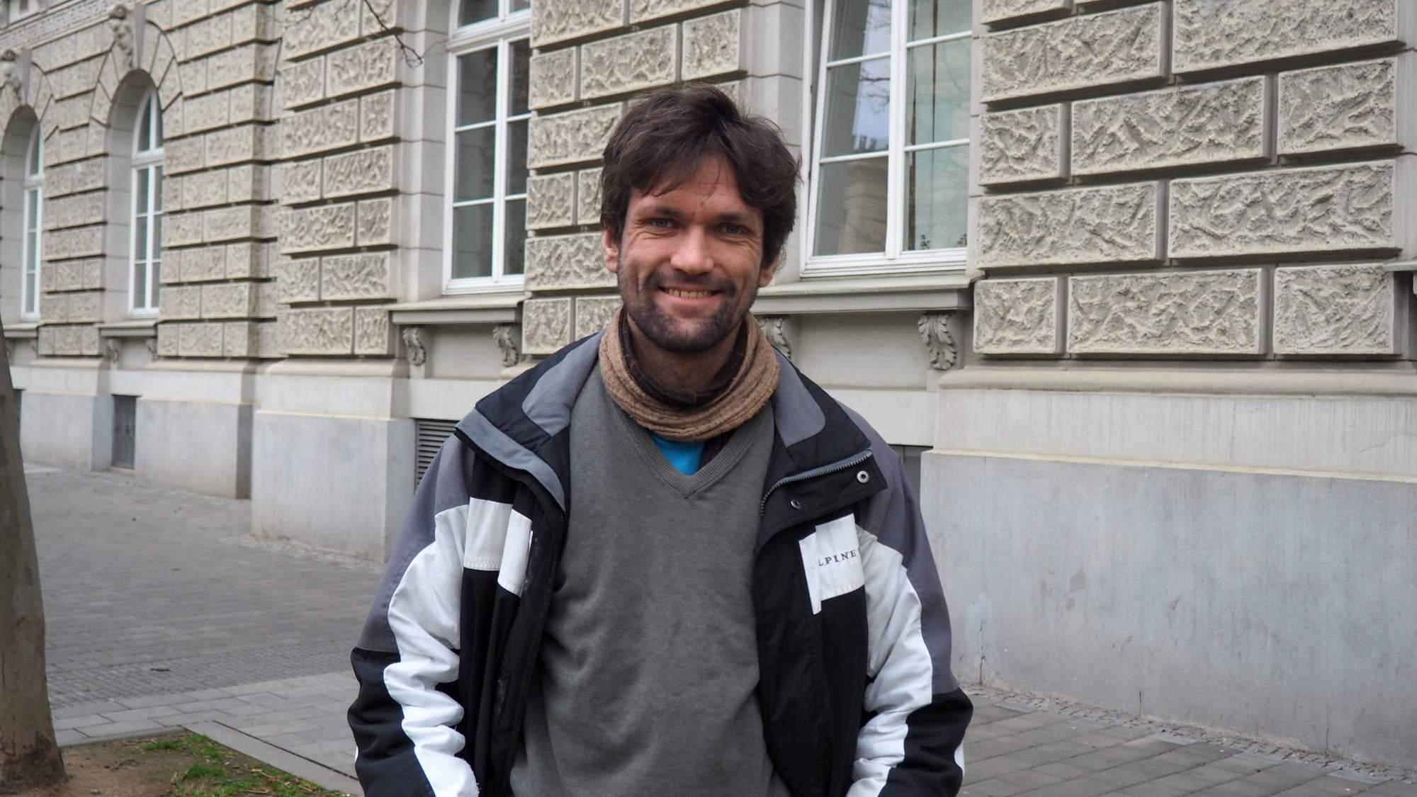 Jedním z iniciátorů projektu Fakta o klimatu je Ondřej Přibyla.