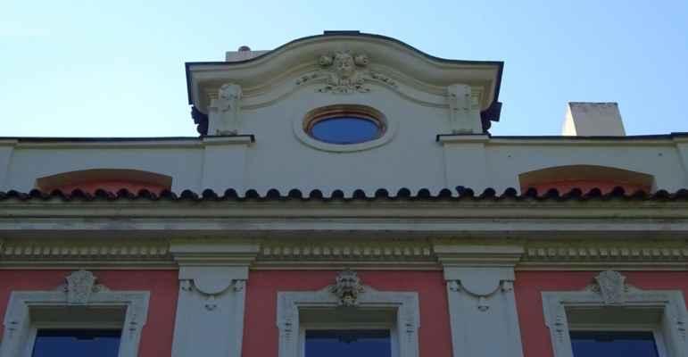 U Lužického semináře 24 - Malý Jelenovský dům
