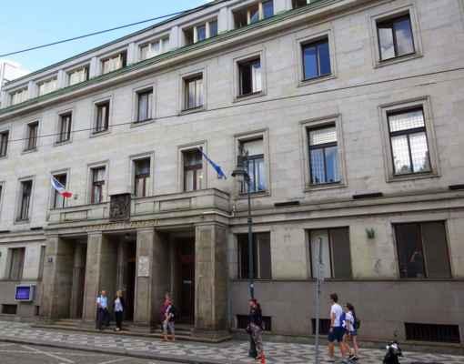 Letenská 15 - Ministerstvo financí