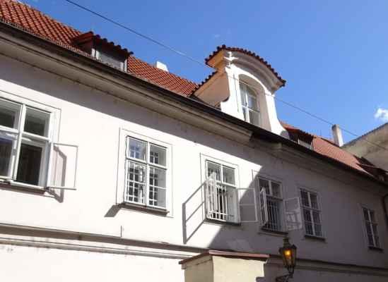 Letenská 23 - Oettingenský palác