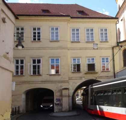 Letenská 23b - Oettingenský palác